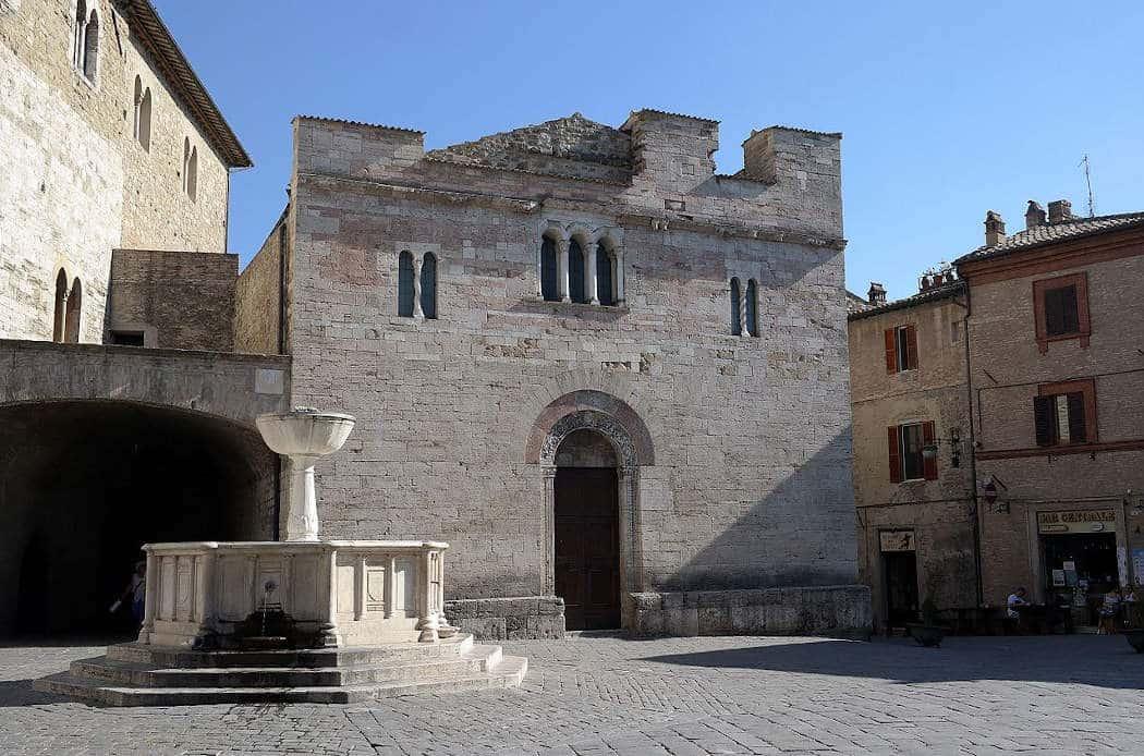 Chiesa di San Silvestro in Bevagna