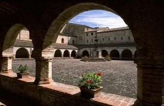 Cisterzienzer Abdij S.Maria di Chiaravalle di Fiastra