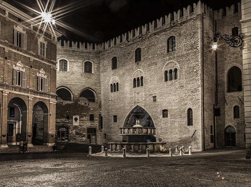 Fabrino by night de Marken