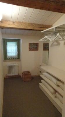 Inloopkast appartement Mezzogiorno