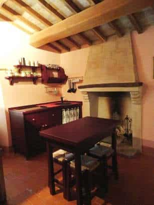 Keuken appartement Vellaneta