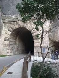 Romeinse tunnel Furlo