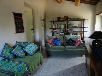Slaapkamer appartement Vellaneta