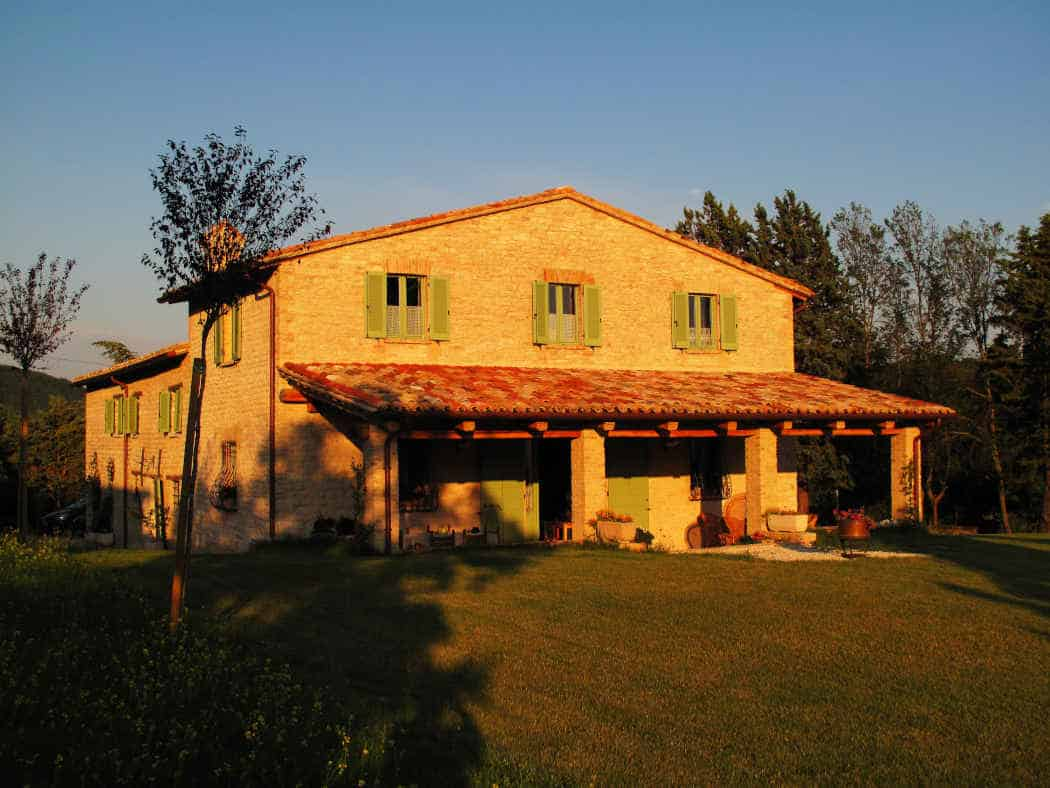 Agriturismo Vellaneta sunset