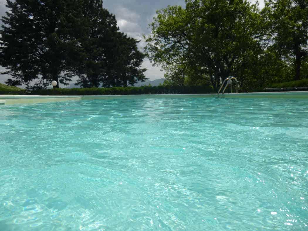 Zwembad Agriturismo Vellaneta Cagli De Marken