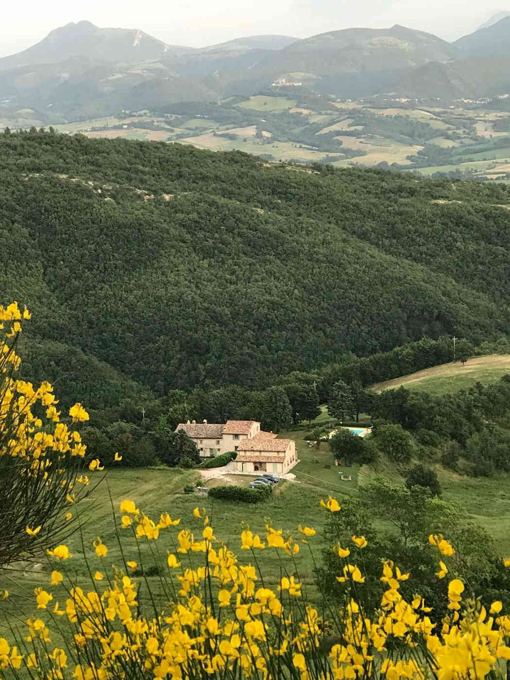 Agriturismo Vellaneta Ferienwohnungen Die Marken